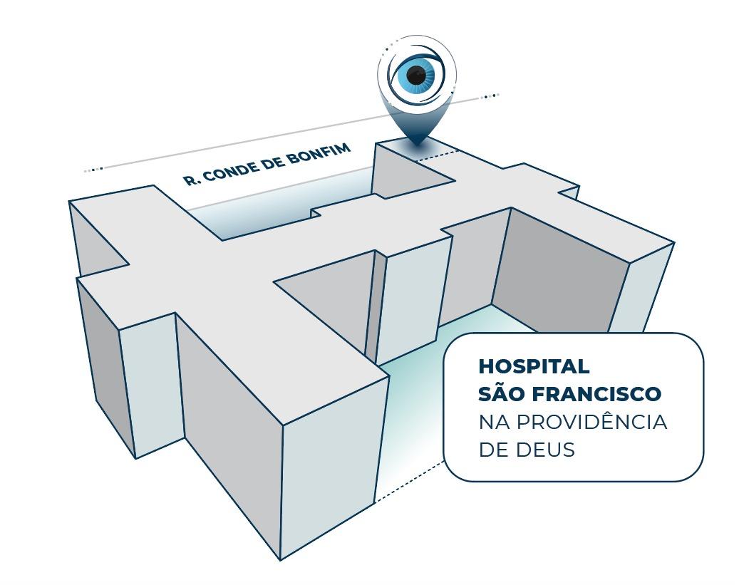 Hospital São Francisco na Providência de Deus
