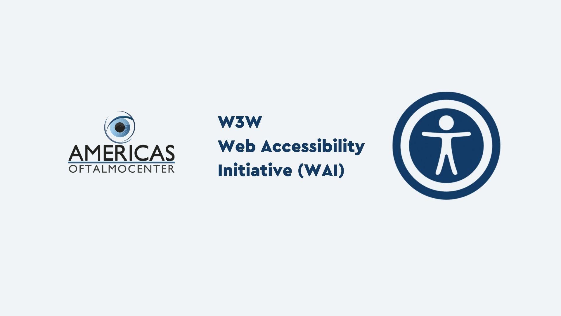Declaração de Acessibilidade para o site Americas Oftalmocenter
